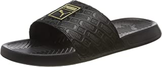 PUMA Popcat Reinvent, Men's Slippers, (Black 01), 8 UK (42 EU)