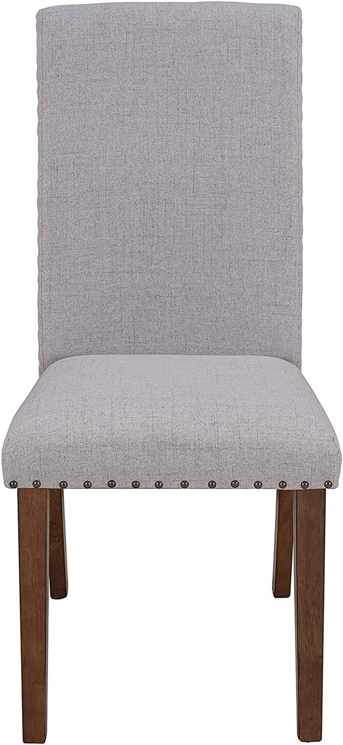 Upholstered Dining Chairs NEW - Ranking TOP9 Set 2 Fabric of