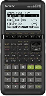 Casio fx-9750GIII Black Graphing Calculator