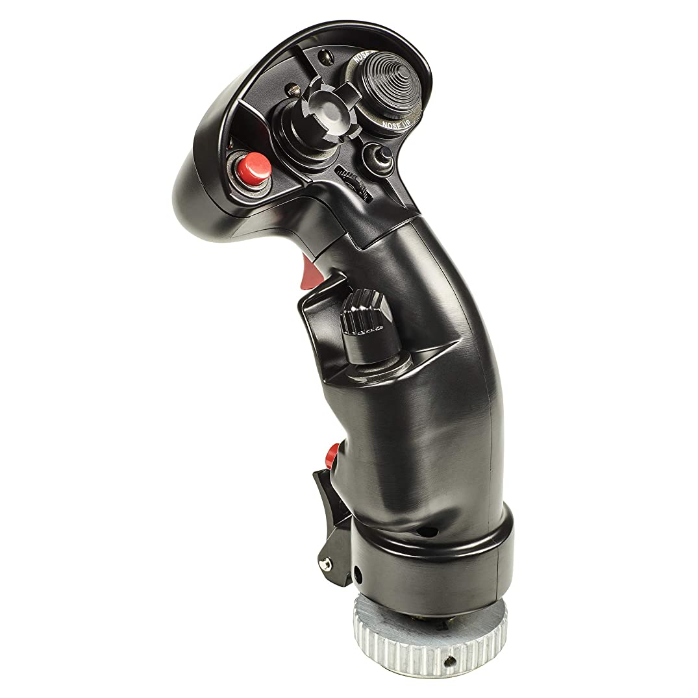 一瞬現金電気陽性Thrustmaster VG Thrustmaster F/A 18 Grip Add On - PC 141[並行輸入]