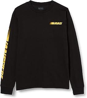Vans Racers Edge LS tee Boys Camiseta para Niños