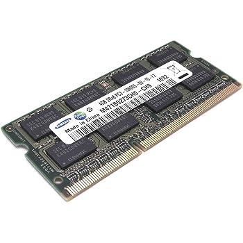 Samsung OWC 4.0GB PC3-10600 DDR3 1333MHz SO-DIMM 204 Pin SO-DIMM Memory