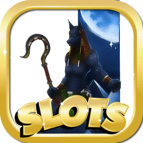 Free Jackpot Slots : Anubis Edition - Slot Machines Pokies With Daily Big Win Bonus Spins