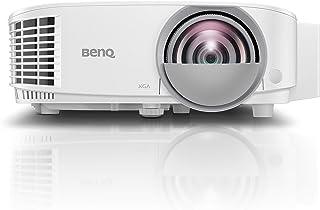 BenQ Portable DLP Projector, DX808ST, White