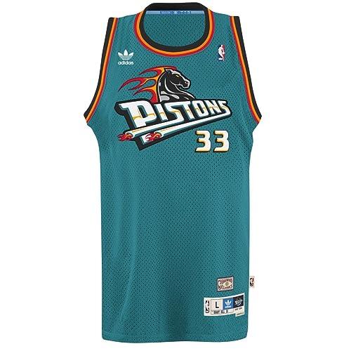 promo code eb664 07726 Pistons Jerseys: Amazon.com