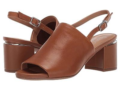 Franco Sarto Marielle (Light Brown Leather) Women