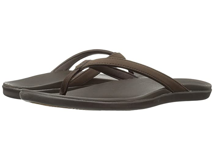 Ho'opio  Shoes (Dark Java/Dark Java) Women's Sandals