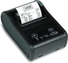 Epson C31CC79751 Mobile Label Printer TM-P60II, Peeler, Bluetooth, iOS Compatible, Battery, Belt Clip, USB Cable, Black (Pack of 4)