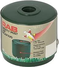 RAB Lighting MCAP3VG Mighty Post Cap for 3