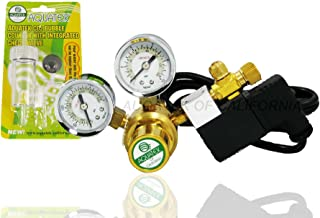 Basic AQUATEK CO2 Regulator with Cool Touch Solenoid