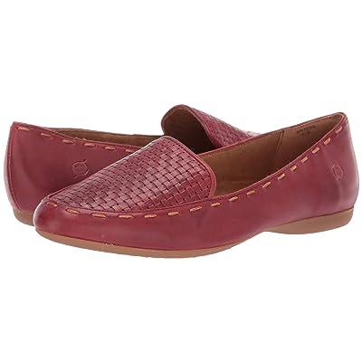 Born Maple (Red Full Grain Leather) Women