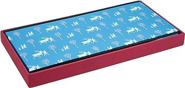 """Fresh Home Elements Disney Chest, inch Bench toy box ottoman storage, 30"""" Frozen 2"""