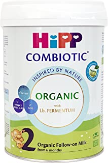 HiPP Combiotic Organic Follow On Milk 2, Original, 800 g