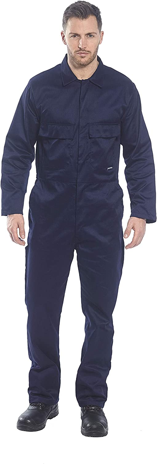 Portwest S999 Euro Polycotton Multipocket Max 75% Sale OFF with Coverall Fro Work