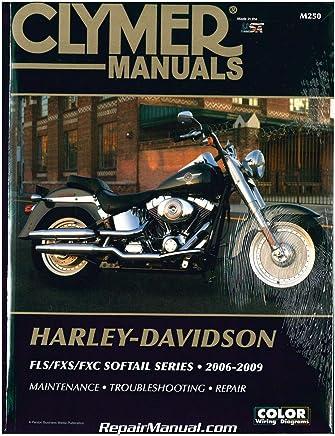 2004 Harley Davidson Softail SOFT TAIL Models Service Shop Repair ...