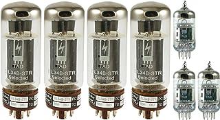 Vacuum Tube Set for Marshall JMP (100W) or JCM800 (100W), Tube Amp Doctor brand