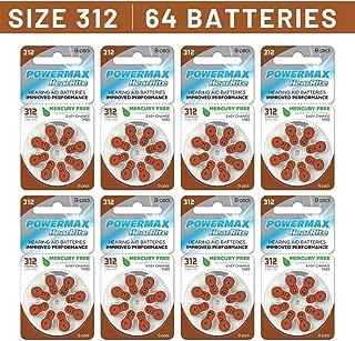 Best 312 silver zinc battery Reviews