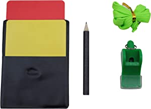 Fitness Minutes Football Referee Accessories Set, 812_2, green