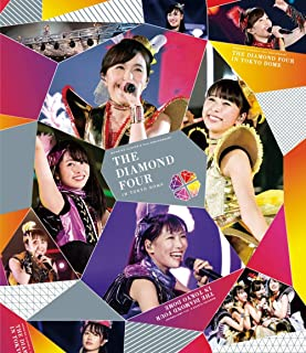ももいろクローバーZ 10th Anniversary The Diamond Four - in 桃響導夢 - Blu-ray (通常盤)