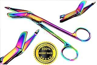 rainbow scissors