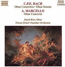 Bach, C.P.E. / Marcello, A.: Oboe Concertos