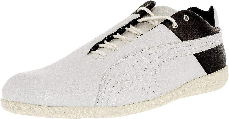 Puma Ferrari Premium Titolo SF Everfit+ Men US 10 Ivory Sneakers UK 9
