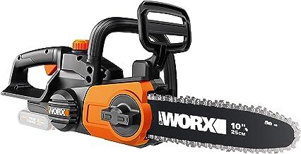 WORX WG322E.9 18V (20V MAX) 25cm Cordless Compact Chainsaw - BODY ONLY