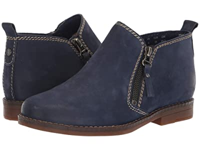 Hush Puppies Mazin Cayto (Navy Nubuck) Women