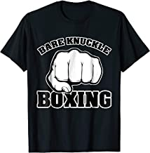 Bare-Knuckle Boxing Fighting Boxers Fighter Sparring Tee
