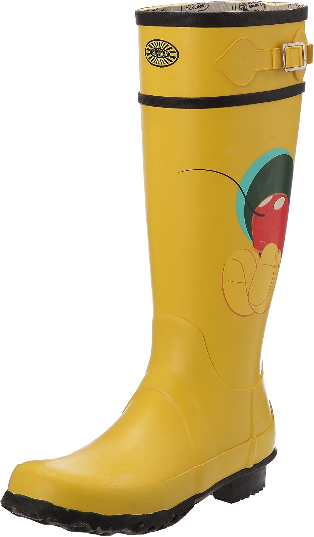 Superga Cartoon 745-dsn Topolinholrbrw, Girls' Boots