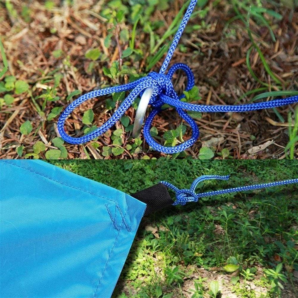 3m Waterproof Shade Sails Tent Tarp Sun Shelter Canopy Hammock Tarp Rain Fly for Outdoor Fishing Camping Hiking Rfgfd Camping Tent Tarp Shelter 3