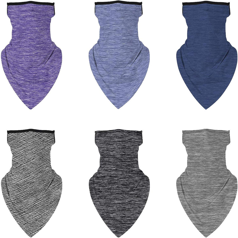 Ranking TOP12 Ear Hangers Face Mask Seamless Scarf Gait Headband Neck Bandanas 55% OFF