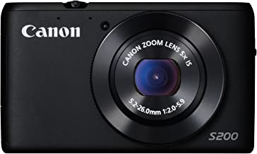 Best canon s200 wifi Reviews