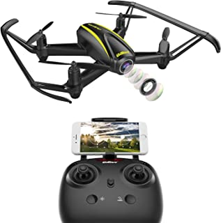 elegantstunning U31W Navigator FPV Drone Beginners 2MP HD WI-FI Camera RC Quadcopter Altitude Hold Headless Mode