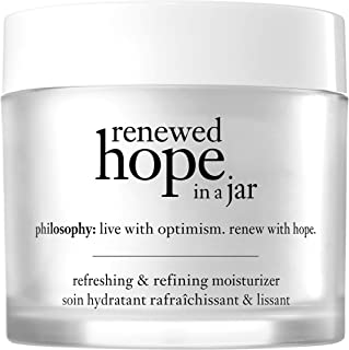 Philosophy Re ed Hope In A Jar Moisturizer for Unisex, 2 Ounce