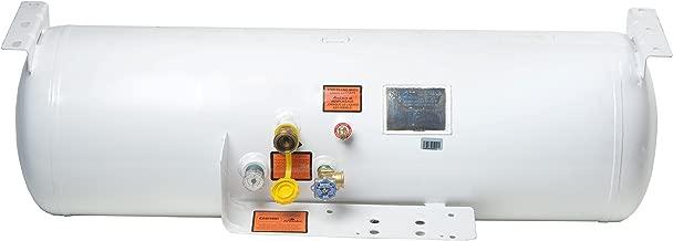 Flame King YSN-293 29.3 Gallon RV, Van Or Trailer Horizontal Under Mounted ASME Propane Tank Cylinder
