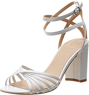 Guess Madesta/Sandalo (Sandal)/Leath, Escarpins bride cheville Femme