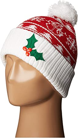KNH3448 Christmas Tree Beanie