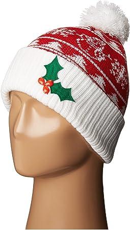 San Diego Hat Company - KNH3448 Christmas Tree Beanie