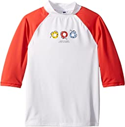 Short Sleeve Rashguard (Toddler/Little Kids/Big Kids)