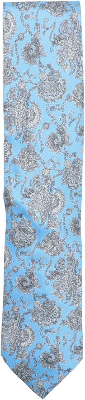 Italo Ferretti Men's Paisley Printed Tie Necktie
