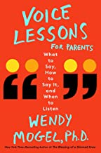 voice lessons for parents book