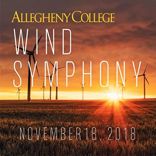 Russian Christmas Music (Live) by Allegheny College Wind