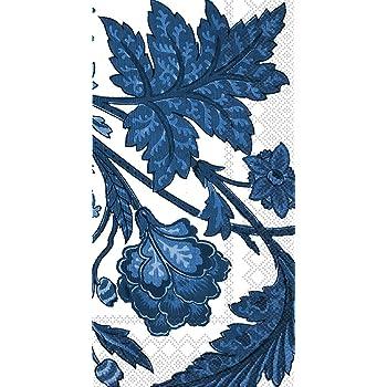 Amazon Com Boston International Ihr Bronson Pinchot Designs Floral Guest Towel Buffet Paper Napkins Addie Kitchen Dining
