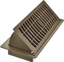 directional floor vents