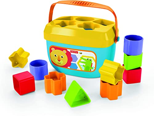 Fisher-Price FFC84 Baby's First Blocks