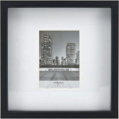 Mikasa Black Matted Picture Frame - 5227563