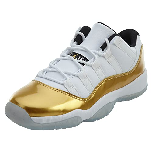 64f7bee0ad096 Gold Jordans 11: Amazon.com