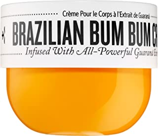 Sol de Janeiro Bum Bum Cream Travel Size 2.5oz / 75ml, Pack of 1