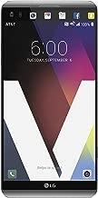 LG V20 64GB H910A Unlocked GSM 4G LTE Quad-Core Phone w/Dual Rear Camera (16MP+8MP) - Silver